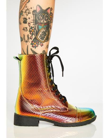 dollskill combat boots